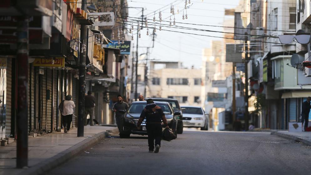 تحرير 8 مخالفات لمواطنين ومنشآت تجارية في الزرقاء