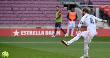 راموس يحدد 3 شروط لتجديد عقده مع ريال مدريد