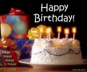 ميلاد سعيد للصحفية ناريمان عثمان