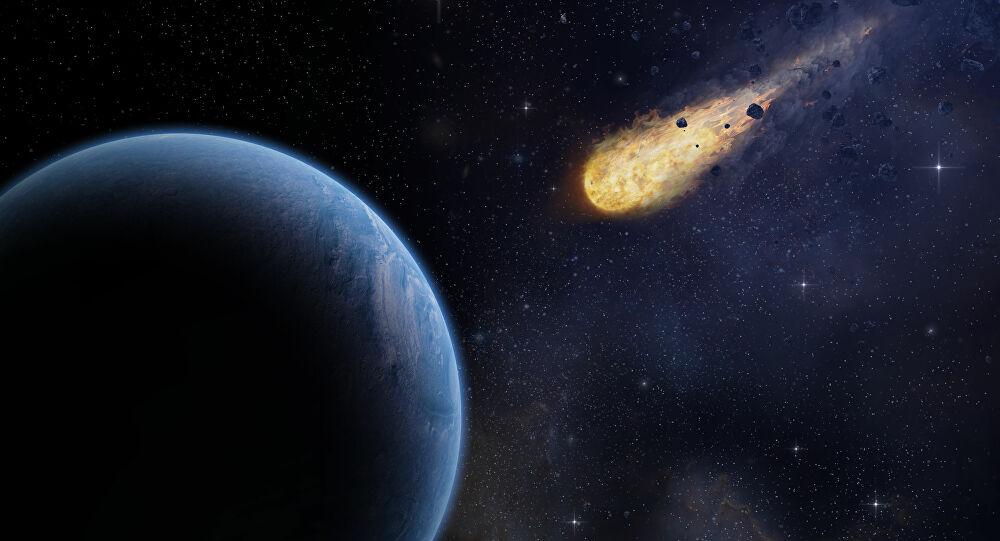 الفلكي الاردني عماد مجاهد يكشف حقيقة العلاقة بين المذنب الجديد والاجرام السماوية بفايروس كورونا
