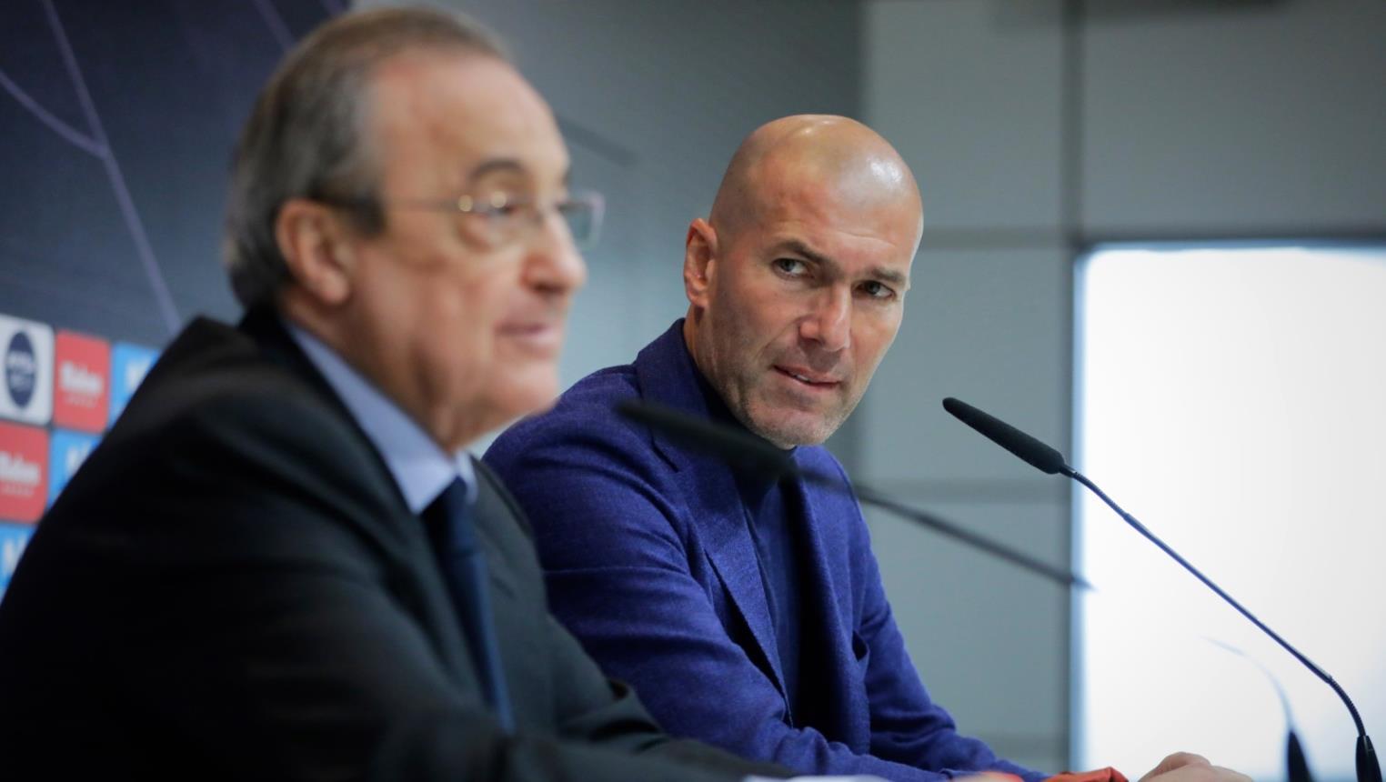 الإعلام الإسباني يكشف كواليس خطة ريال مدريد لإقالة زيدان