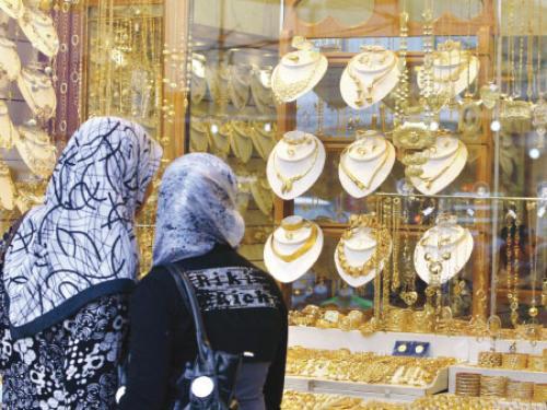 تراجع أسعار الذهب في السوق المحلي