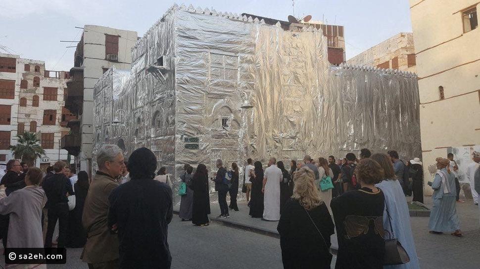 ما قصة المنزل المغلف بالقصدير في السعودية؟