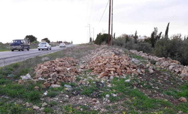 الحكومة استملكت (955) دونم في المفرق و اربد لمشروع الغاز الاسرئيلي و مواطنون يطالبون بالتعويض