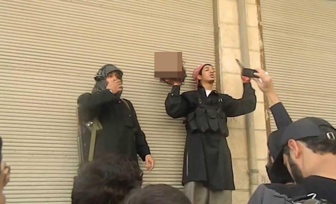 """""""داعش"""" أعدم 1500 شخص بسورية منذ إعلانه """"الخلافة"""""""