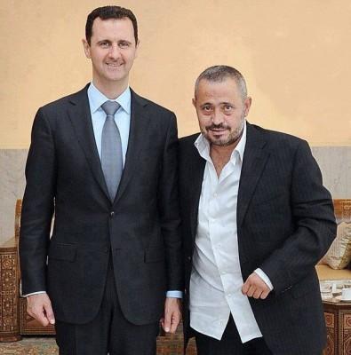 سبب غضب السوريين بسبب صورة الوسوف مع الأسد .. ؟؟
