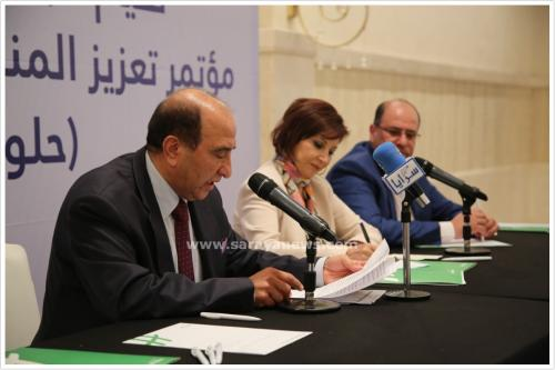 النائب السابق سليمان عبيدات يكتب : مؤتمر تعزيز المنتج السياحي في الاردن