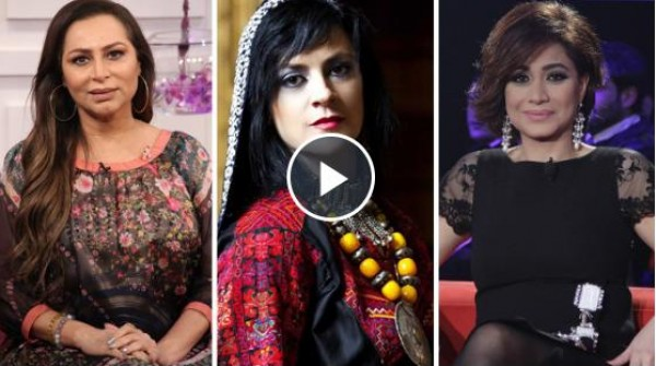 بالفيديو  ..  تعرف على 8 نجمات عربيّات تغلّبن على سرطان الثدي