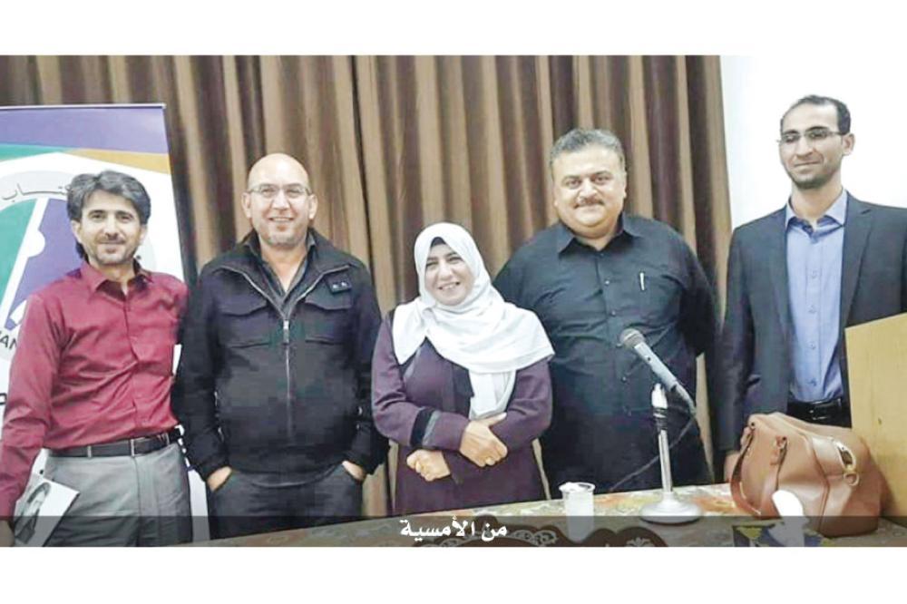 شعراء عرب في إربد: لغة مبهرة تُعجزنا فيها الكلمات