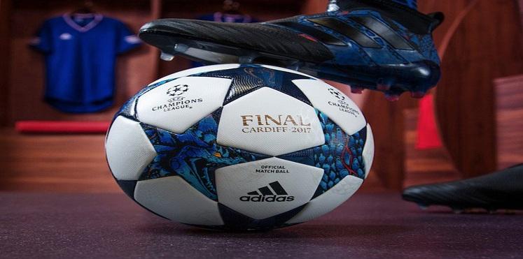 أديداس تكشف عن الكرة الرسمية لمباريات أبطال أوروبا .. صورة