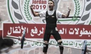 الزعبي يهدي الأردن 3 ميداليات بالبطولة العربية لرفع الأثقال