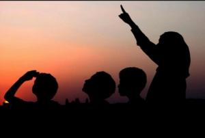 كيفية رؤية هلال شوال لمعرفة يوم العيد .. تفاصيل