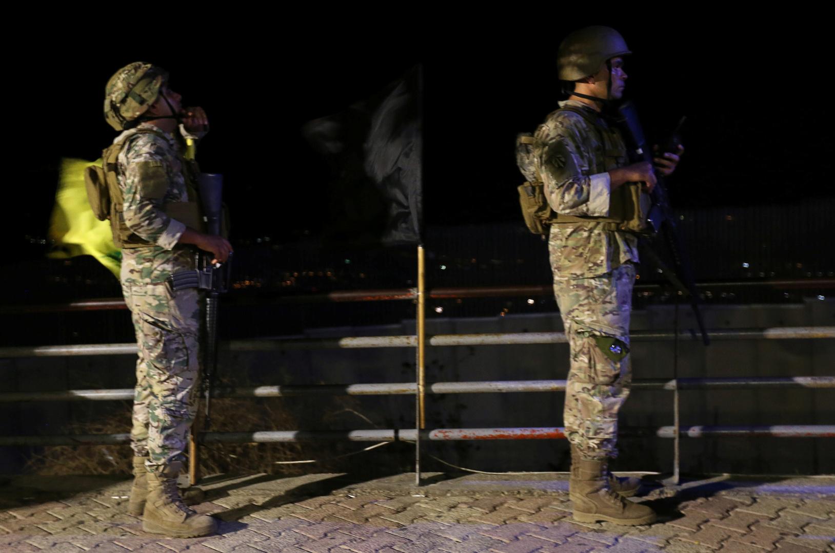الاحتلال يعتقل 3 سودانيين حاولوا التسلل من لبنان