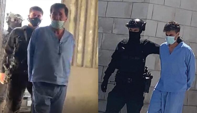 """الحكم على المتهمين في قضية """"الفتنة"""" باسم عوض الله والشريف حسن بالسجن 15 عاما بالأشغال المؤقتة"""