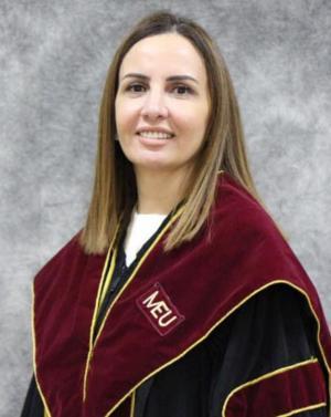الدكتورة حنان الشيخ عضواً في اتحاد المرأة الافرو اسيوية