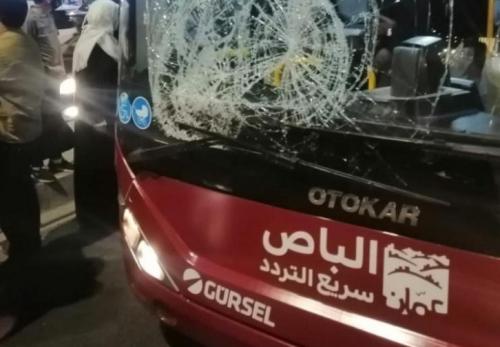 """صحيفة لندنية ترصد حالة """"الدهس الثانية"""" و تؤكد: باص عمان السريع """"صرع"""" الأردنيين و الإجراءات الأمنية لا تكفي"""