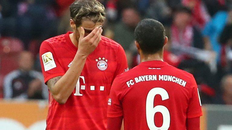 أوغسبورغ يقتنص تعادلا قاتلا من بايرن ميونخ في الدوري الألماني
