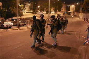 بالاسماء  .. الاحتلال يعتقل 3 شبان في نابلس