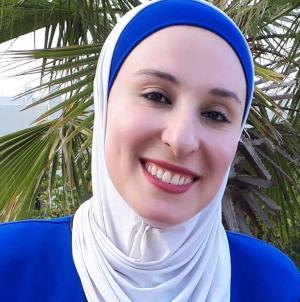 شكر وعرفان للدكتورة نادية خميس