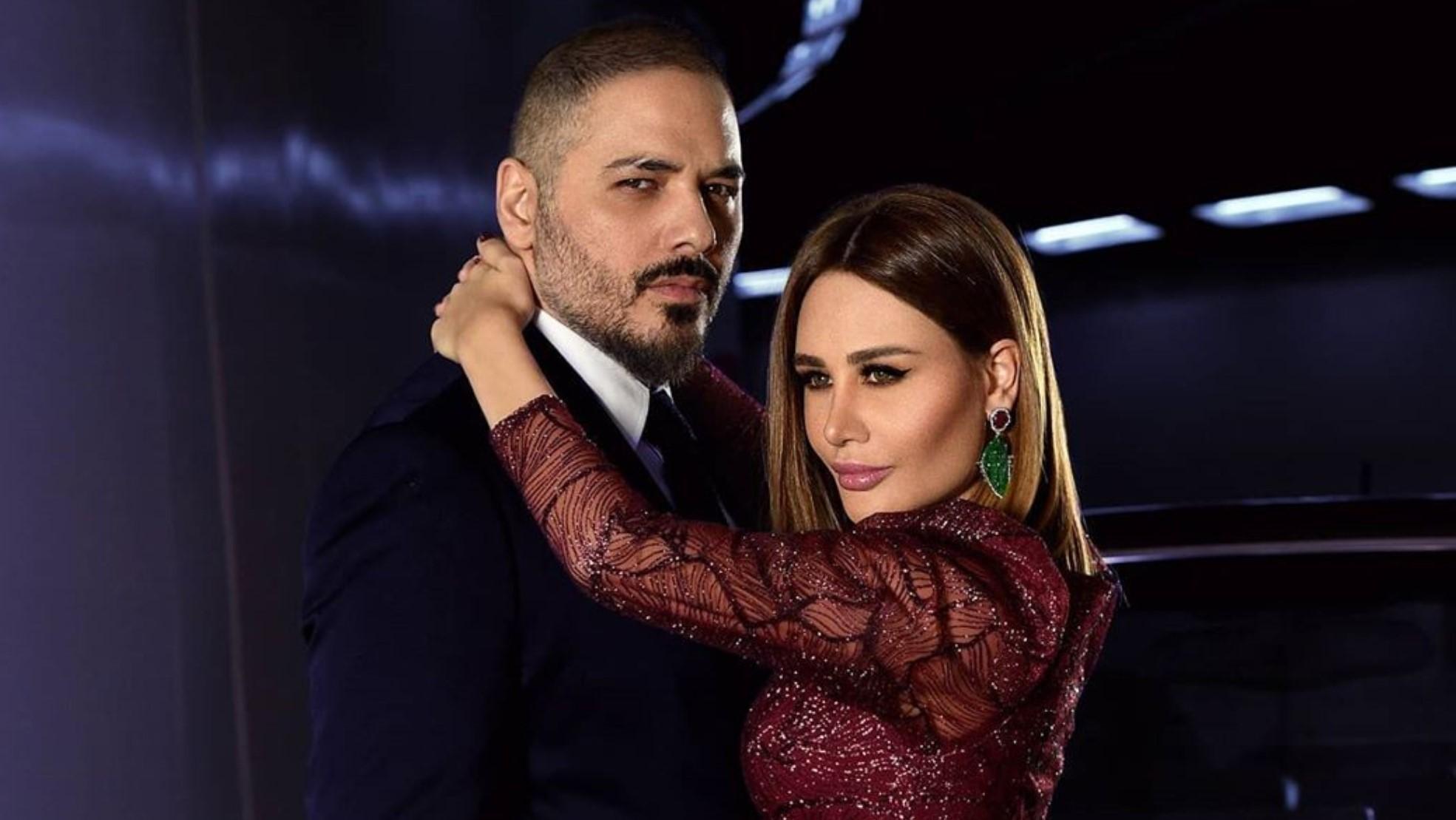 رامي عياش يكشف عن حالة زوجته بعد إصابتها في انفجار مرفأ بيروت
