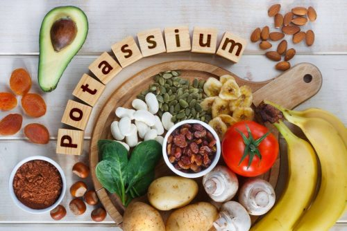 اطعمة غنية بالبوتاسيوم وأهميته للجسم