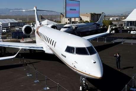 بالصور .. من داخل أكبر طائرة خاصة في العالم