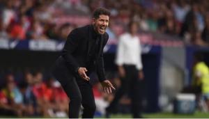 سيميوني يُغلف مستقبله مع أتلتيكو مدريد بالغموض