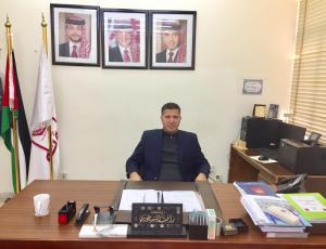 الدكتور رافت السعودي  ..  مبارك الترقية لأستاذ مشارك