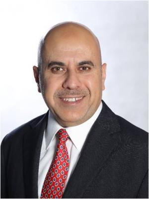 الدكتور بشار الخالدي نائباً لعميد كلية الدراسات العليا