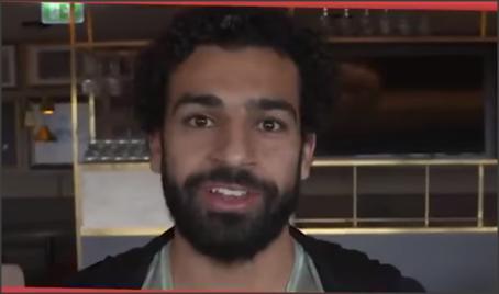 بالفيديو .. محمد صلاح يفاجئ جماهير ليفربول