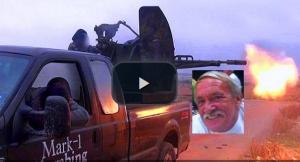 بالفيديو .. امريكي  باع سيارته في تكساس و ظهرت كعتاد حربي يسوريا