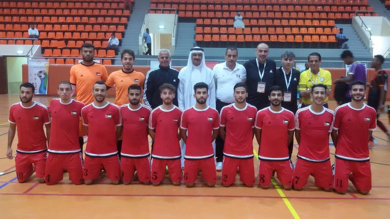 منتخب صالات الجامعات يتأهل الى النصف النهائي في بطولة زايد