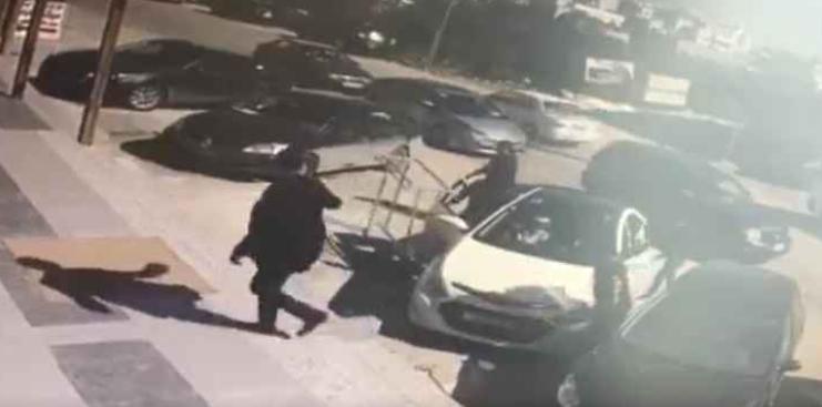 البحث الجنائي يلقي القبض على سارق محل تجاري في اربد