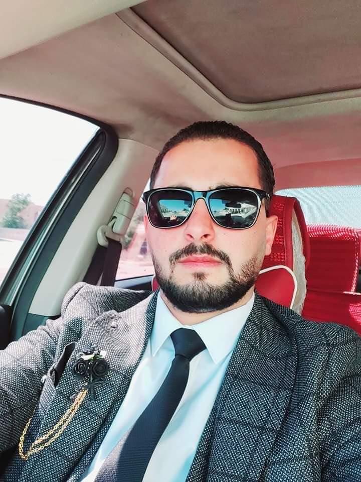 عمر الرواشدة .. مبارك الزواج