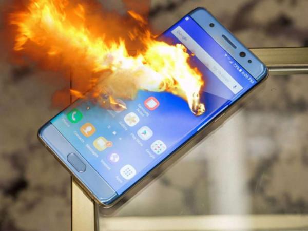 بعد تكرار الواقعة ..  لماذا تنفجر الهواتف الذكية؟