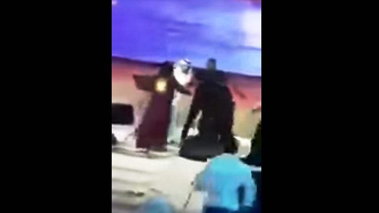 """بالفيديو  ..  الكشف عن مصير الفتاة السعودية التي عانقت ماجد المهندس  ..  """"تفاصيل"""""""