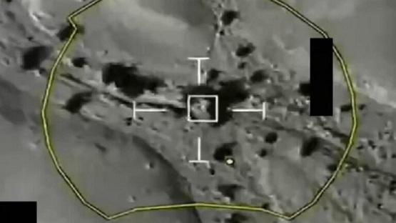 تدمير صاروخ باليستي للحوثيين