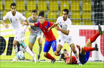 منتخبنا الأولمبي يودع كأس آسيا مرفوع الرأس