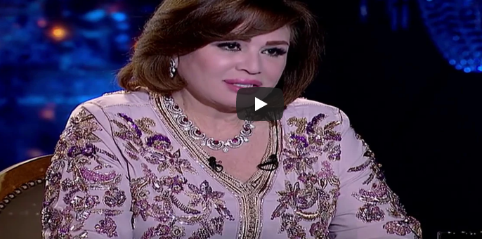 """بالفيديو .. الهام شاهين : كنت بحب """"الرجالة الكبار"""" وهذا سبب دفاعي عن رانيا يوسف"""