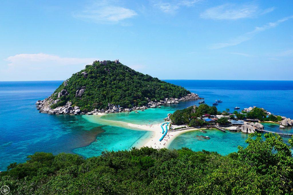 بالصور  ..  دليلك الشامل للسياحة في جزيرة نانغ يوان التايلاندية