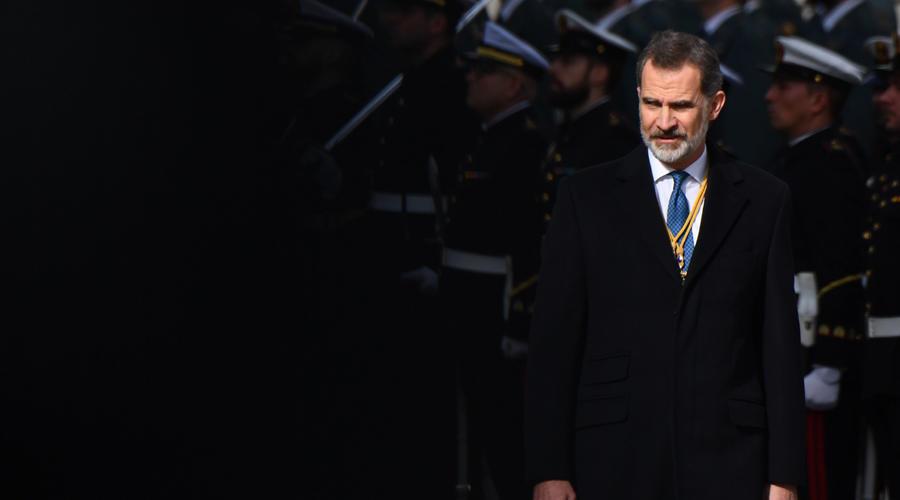 ملك إسبانيا في الحجر بعد مخالطته مصابًا ب «كورونا»