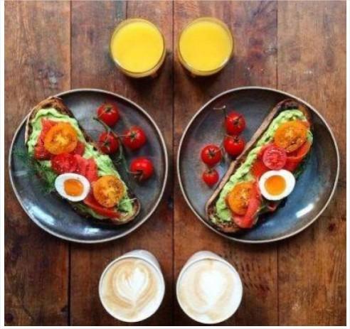 إليكم مكونات وجبة الإفطار الصحية والمثالية