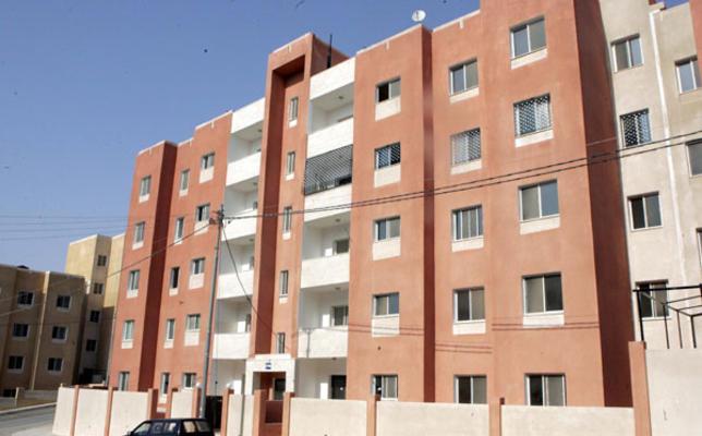 الذنيبات : 277 شقه سكنية بالزرقاء للمعلمين بسعر الكلفة