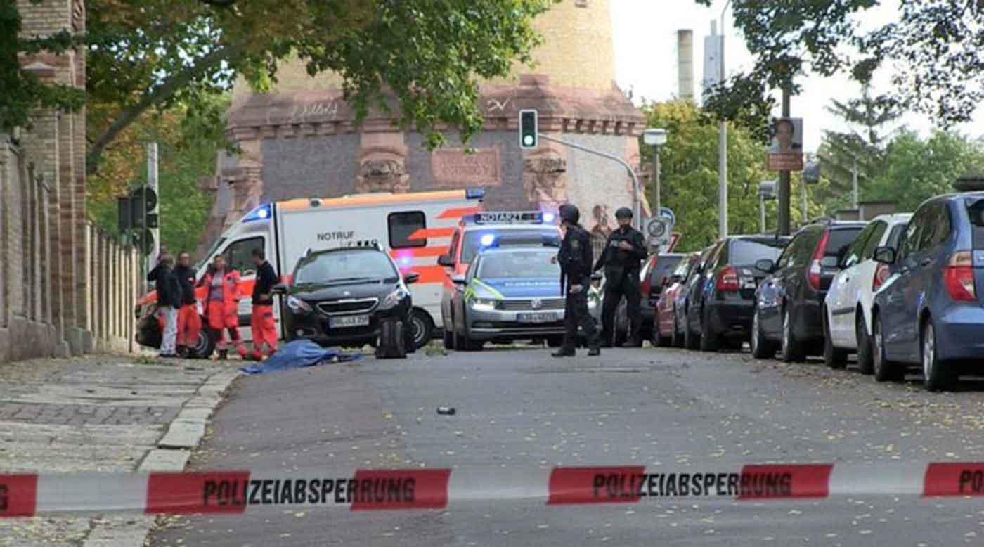 المانيا ..  شاب يقتل والديه و4 آخرين وينتظر الشرطة للقبض عليه
