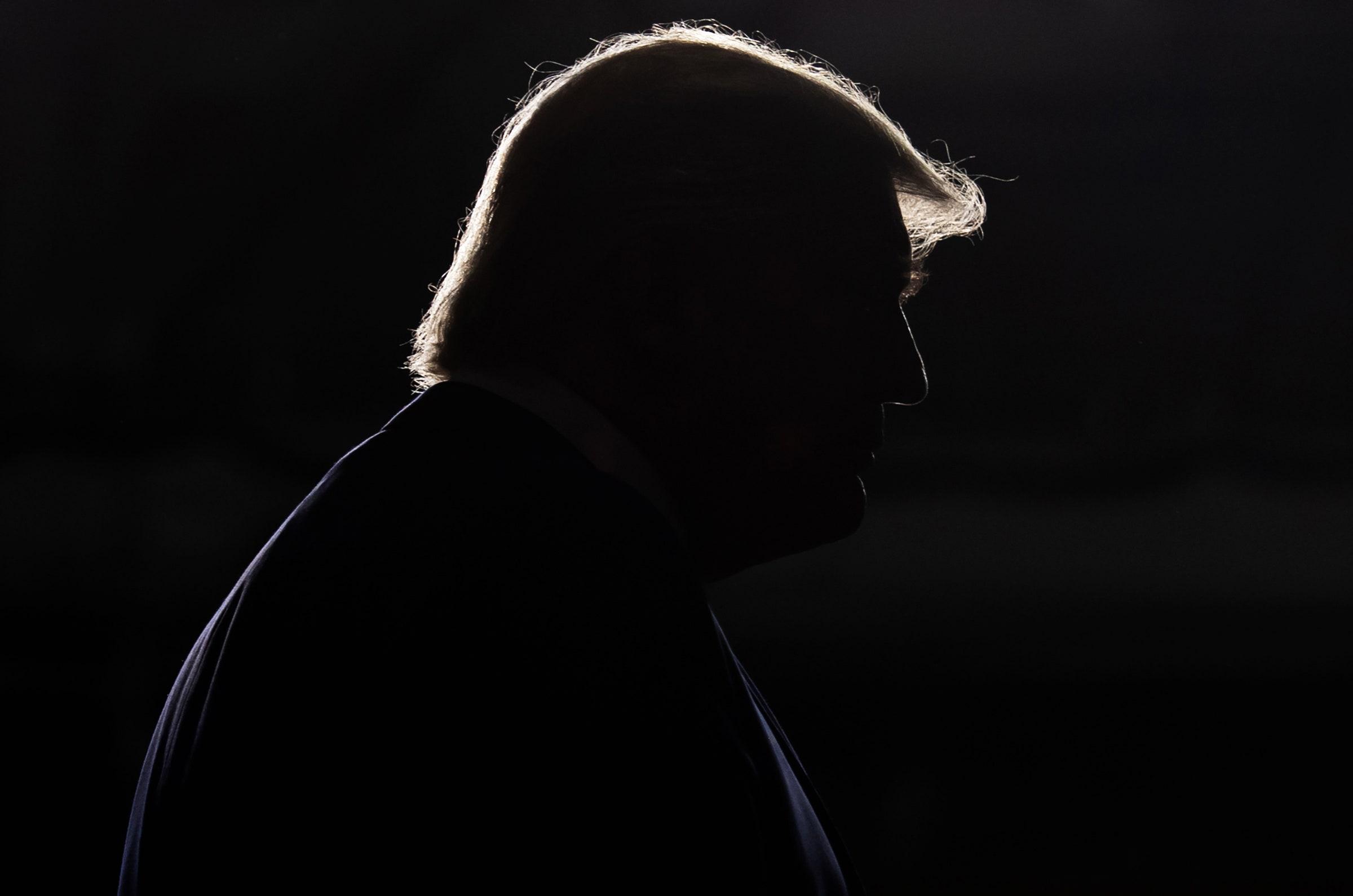 """ترامب يؤكد أن """"بقاء أميركا"""" يعتمد على فوز الجمهوريين في الانتخابات المقبلة"""
