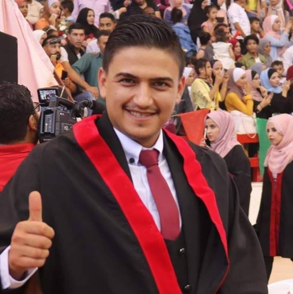علاء المدادحه الف مبروك التخرج