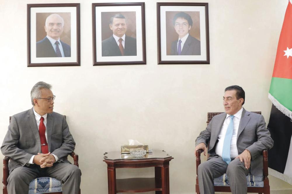 رئيس (النواب) يدعو إلى دعم مقترح أردني حول المقدسات في مؤتمر بالي