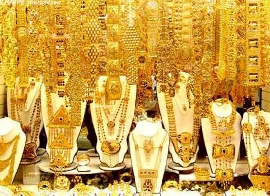 الذهب ينخفض 50 قرشاً للغرام