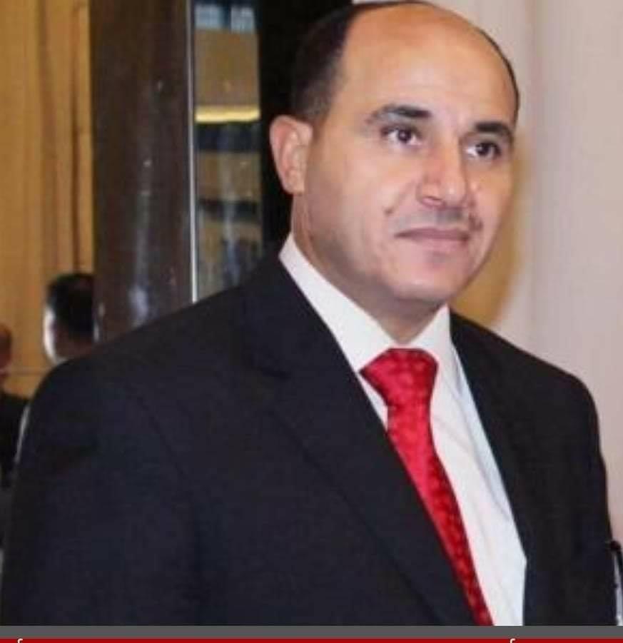 محافظ جرش فراس أبو قاعود ..  تجده حيث المهمات الصعبة تكون