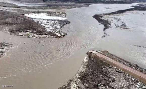 6 قتلى بفيضانات في الصين